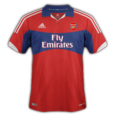 ARSENAL FANTASY ADIDAS HOME