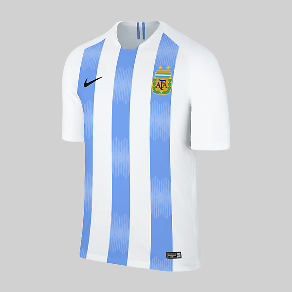 Adidas Exchange to Nike : Argentina