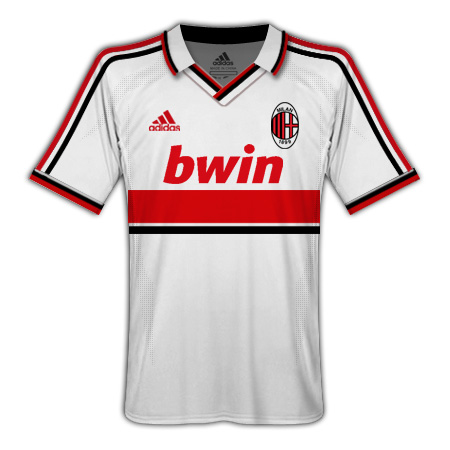 Milan ac Away