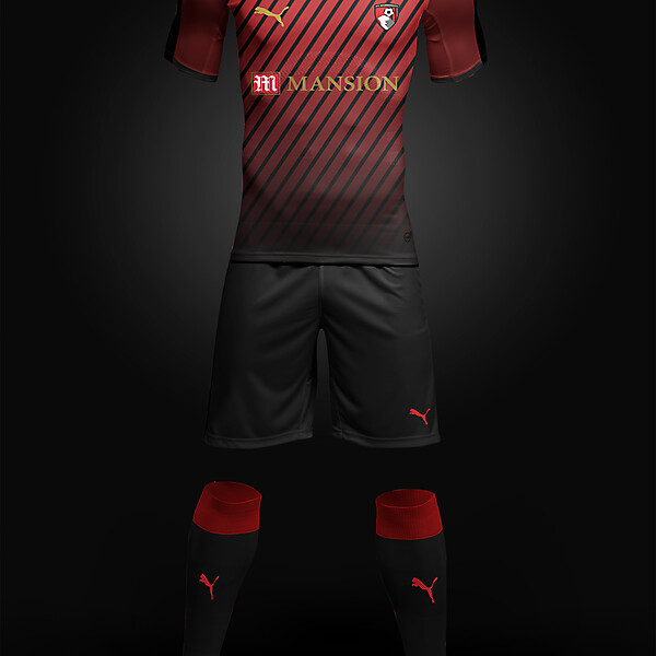 AFC Bournemouth First Kit Concept