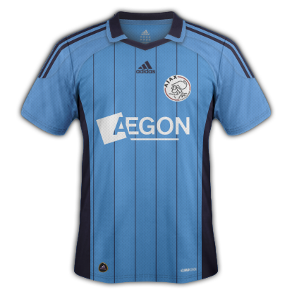 Ajax fantasy kits with Adidas (for 2012-13)