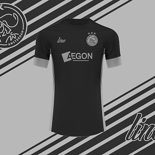 Ajax Away Kit Design