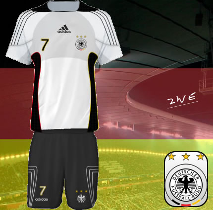 Germany Fifa WC Kit