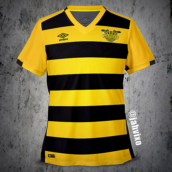 Alloa AFC (RDC) home jersey Umbro