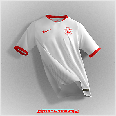 Antalyaspor - Away Kit