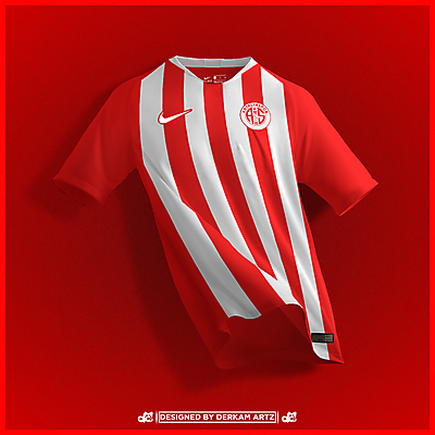 Antalyaspor - Home Kit