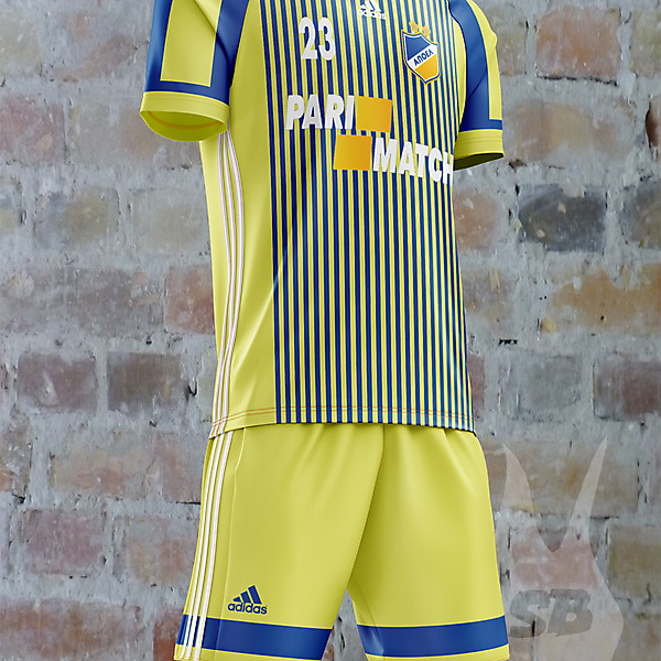 Apoel Acid yellow concept kit