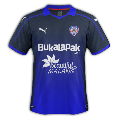Arema FC (Indonesia) Home Kit