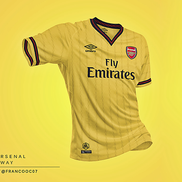ARSENAL - Away