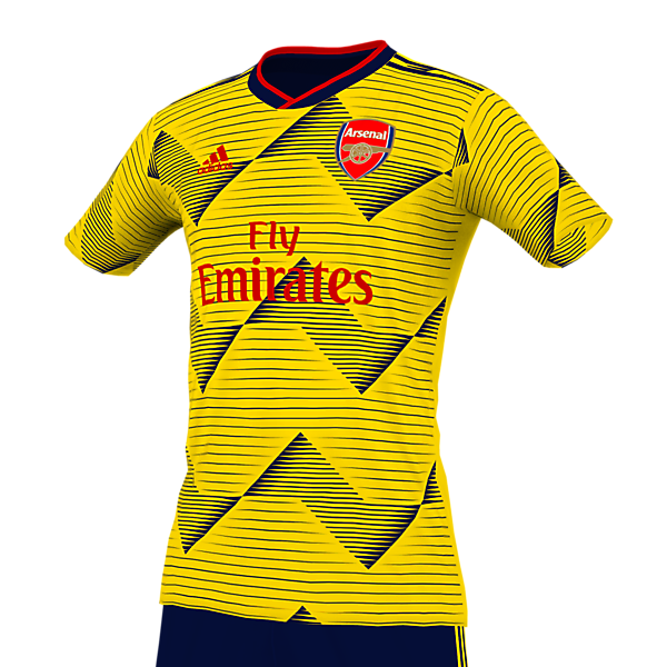 Arsenal 20 away x Colombia19