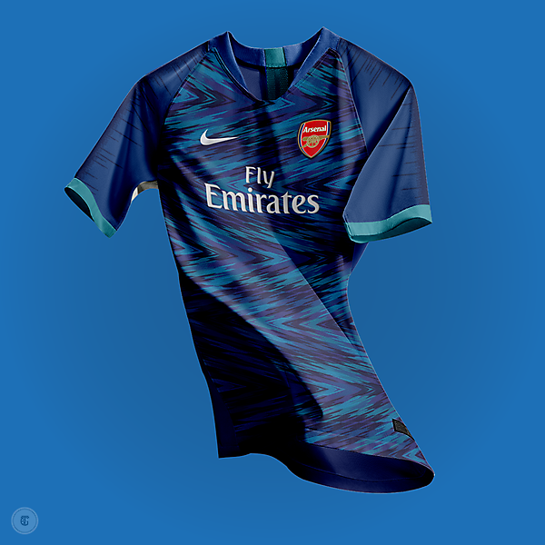 ARSENAL AWAY 2020
