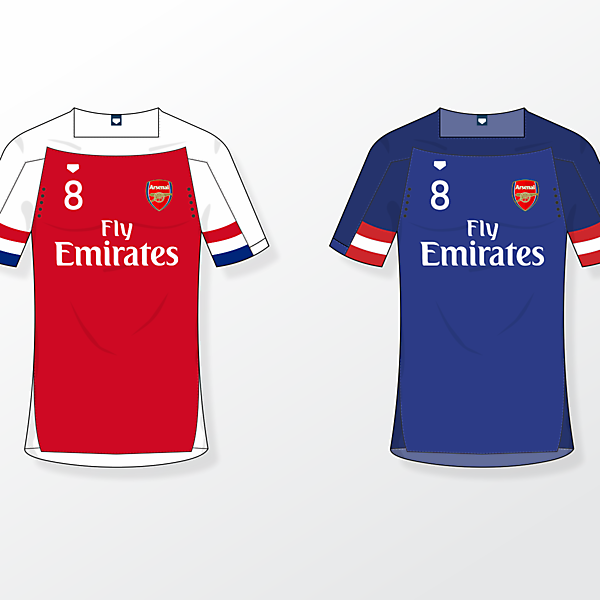 Arsenal FC [fantasy kits]