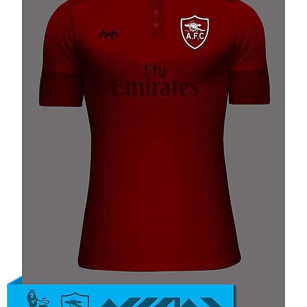 Arsenal Home 2015/16