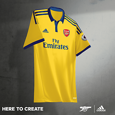 Arsenal x adidas away