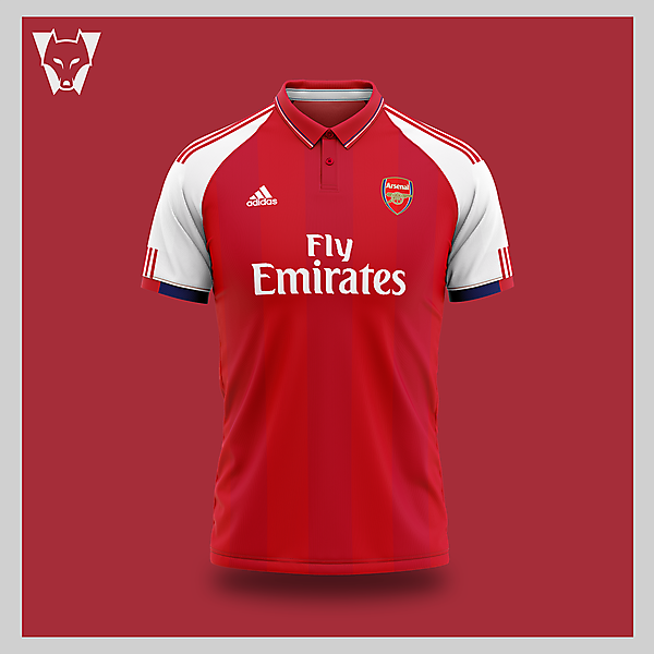 Arsenal x Adidas home concept