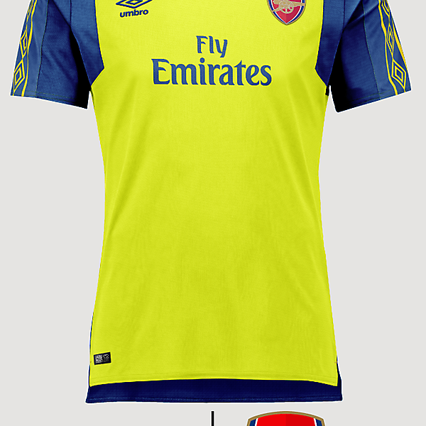 Arsenal x Umbro