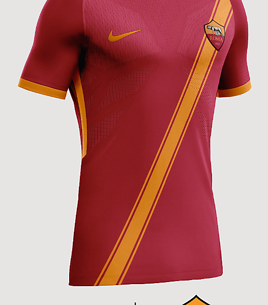 AS Roma - Home