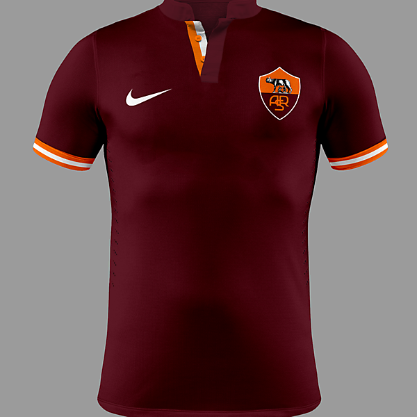 As Roma 15-16 Home