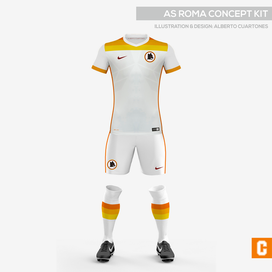 AS Roma Concept Kit