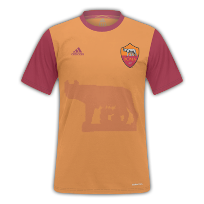 As Roma Home Fantasy Kit
