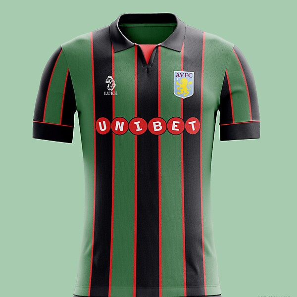 Aston Villa - Away (Retro)