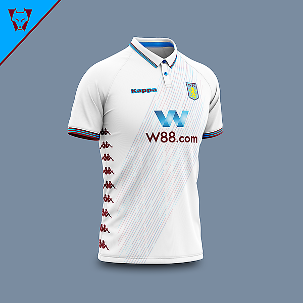 Aston Villa away concept