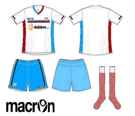 Aston Villa Away Kit