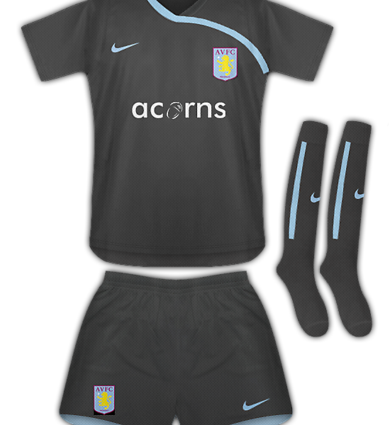 Aston Villa GK Home