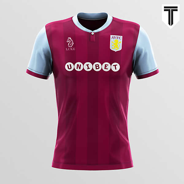 Aston Villa Home Concept Kit