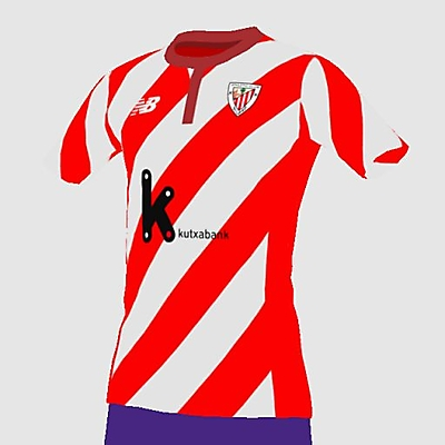Athletic club kit local