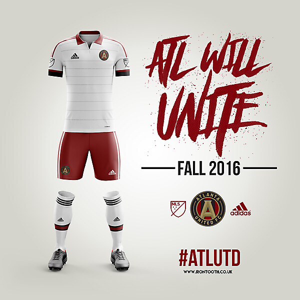 Atlanta United FC 2017 Away Kit