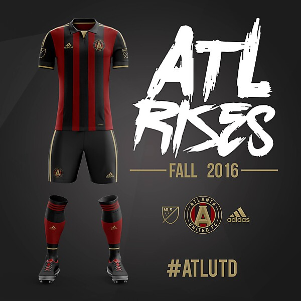 Atlanta United FC 2017 Kit