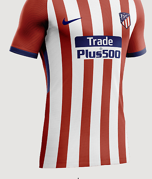 Atletico Madrid - Home