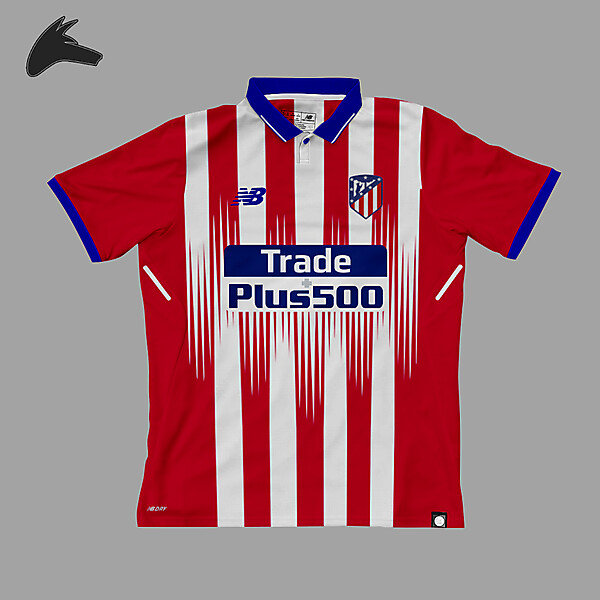 Atletico Madrid New Balance home