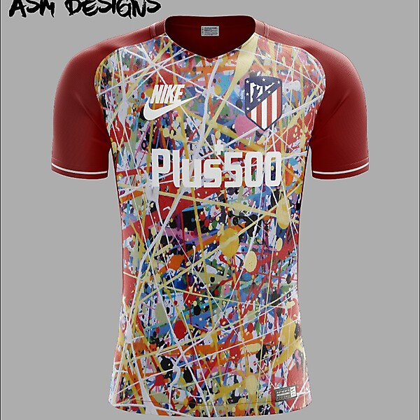 Atlético Madrid Nike 2018 Alternate Kit