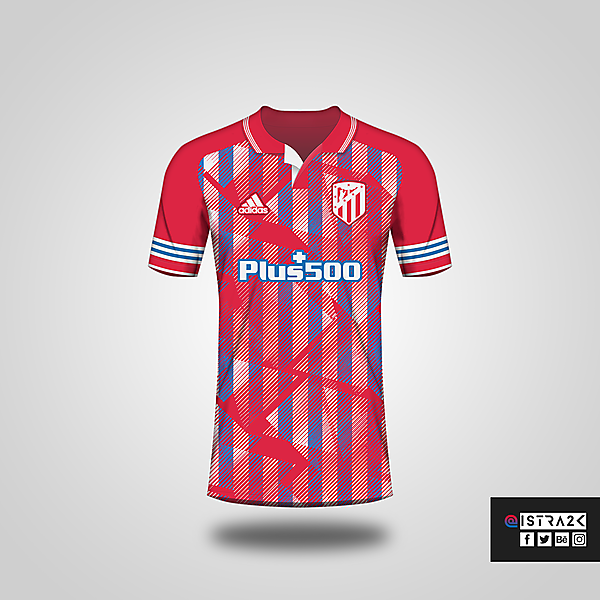 Atletico Madrid X adidas - Home