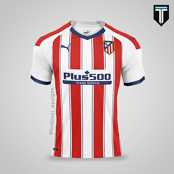 Atletico Madrid x Puma - Home Kit