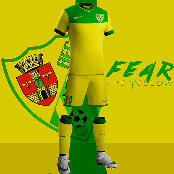 Atletico Vaslui - Fear the Yellow