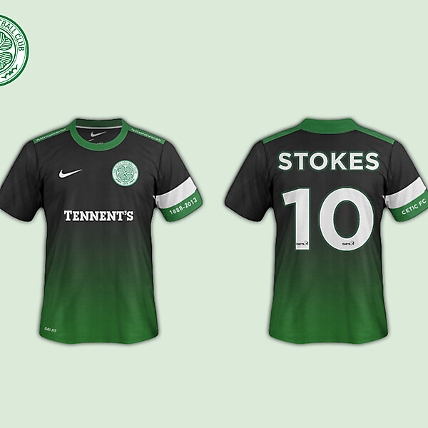 Away Kit // Celtic