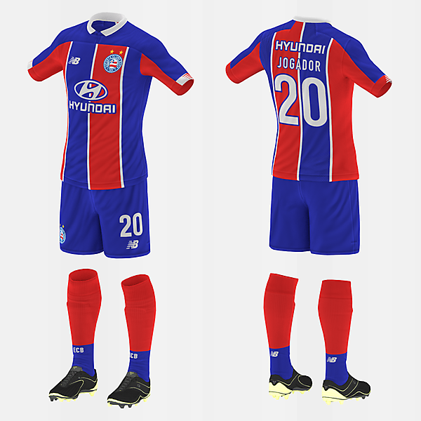 Bahia (Away/New Balance) (#fbrkits1920)