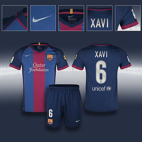 FC Barcelona Kit Design