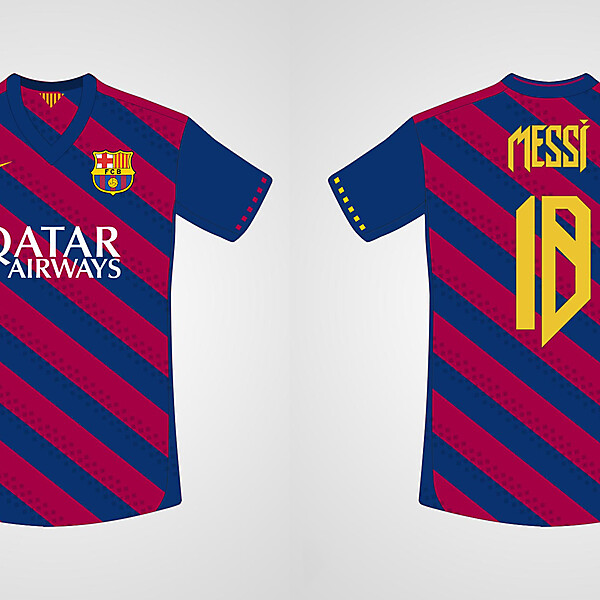 Barcelona - Home Kit