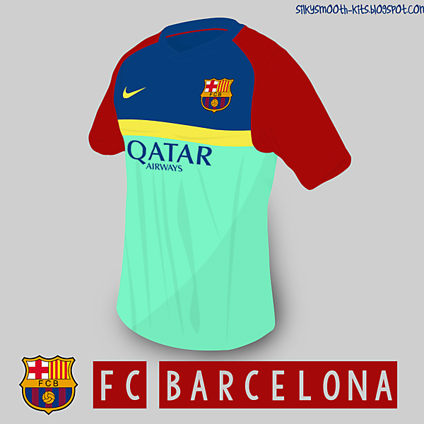 Barcelona - New template test