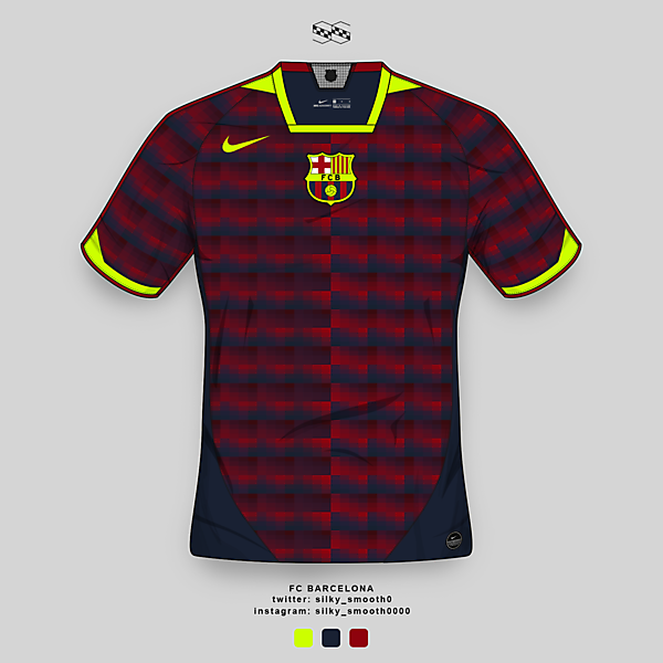 Barcelona nike @silky_smooth0
