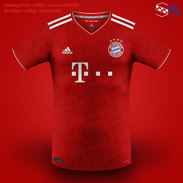 Bayern Adidas @silky_smooth0