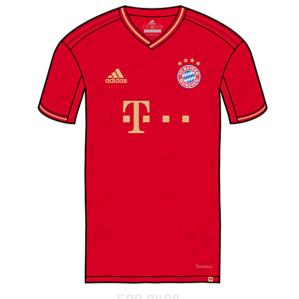 Bayern Munich Home Kit