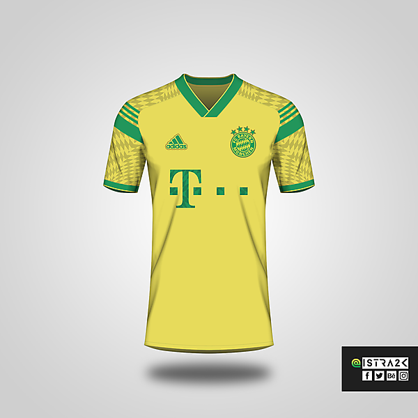 Bayern Munich X adidas - Away
