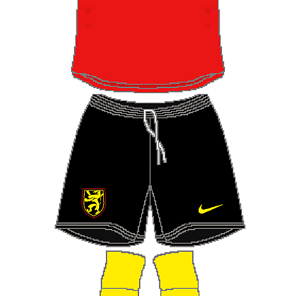 Belgium Nike Home Kit