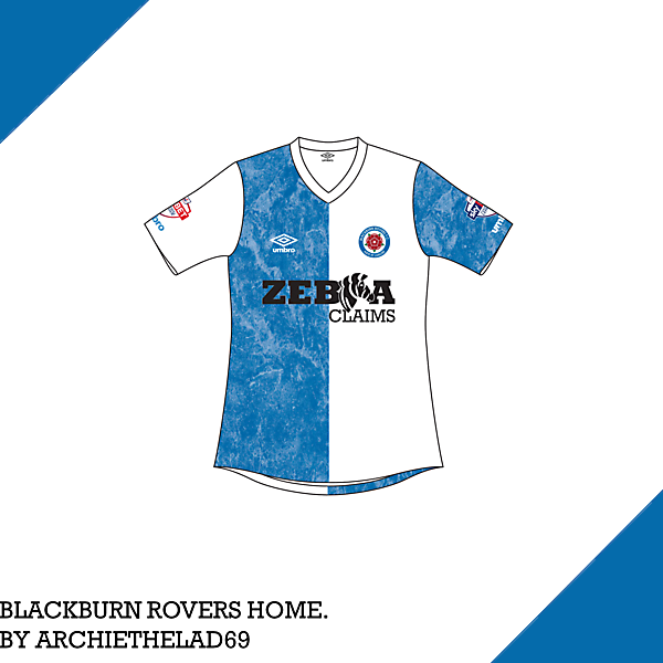 Blackburn Rovers.