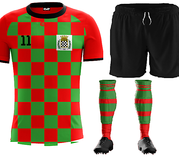 Boavista Away Kit